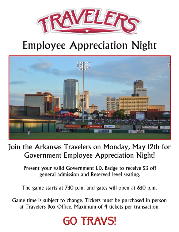 Government Employee Appreciation Night